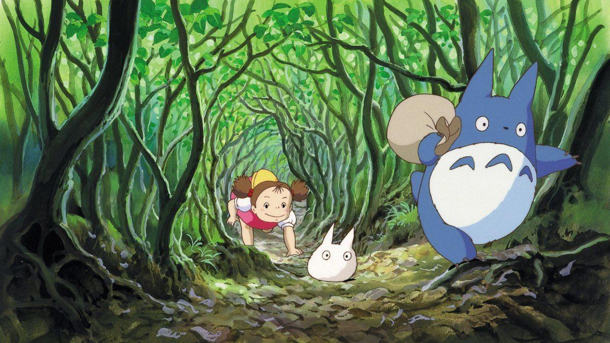 Mein Nachbar Totoro (1988) – Ghibli-Zeit