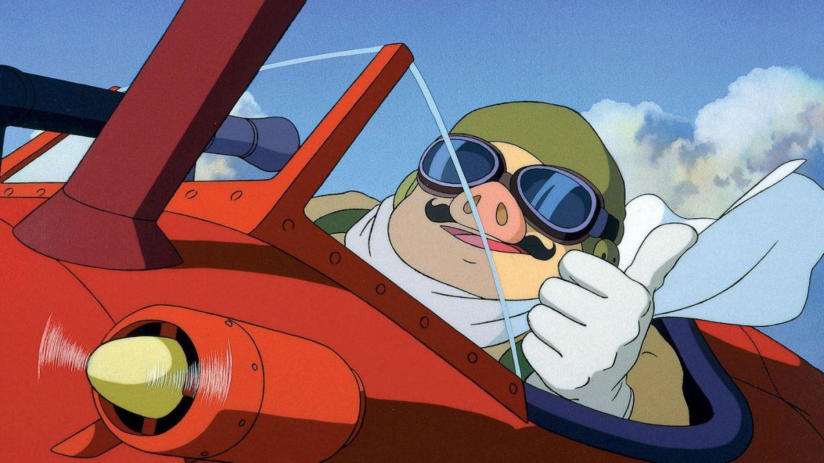 Porco Rosso (1992) – Ghibli-Zeit