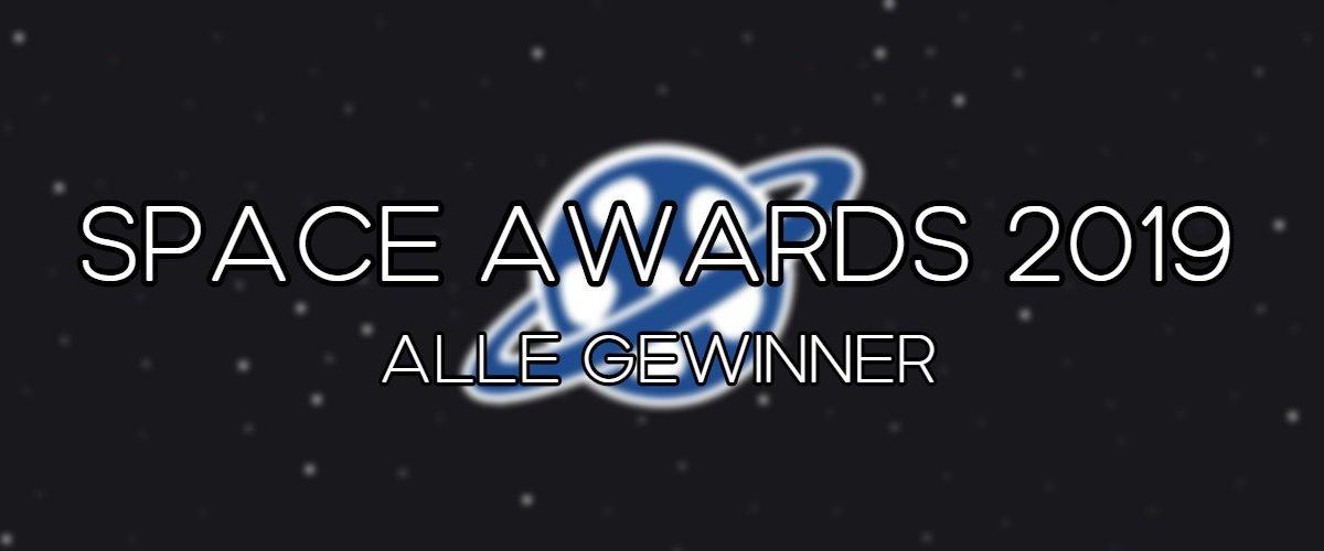 Space Awards 2019 – Die Gewinner