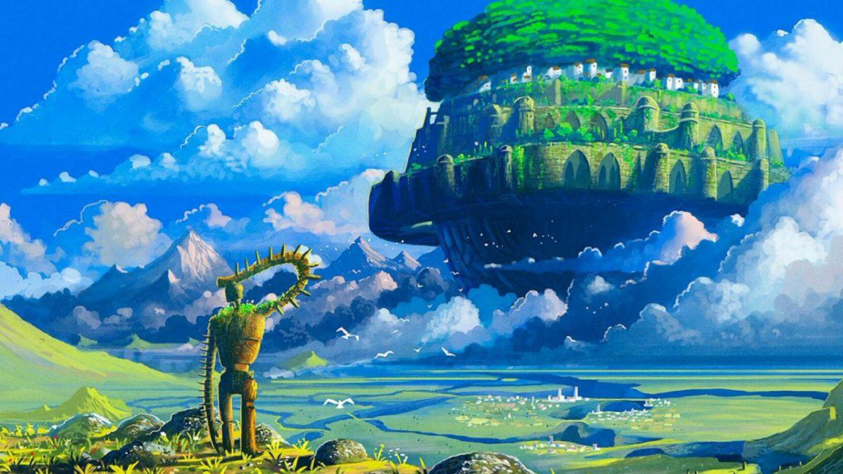 Das Schloss im Himmel (1986) – Ghibli-Zeit