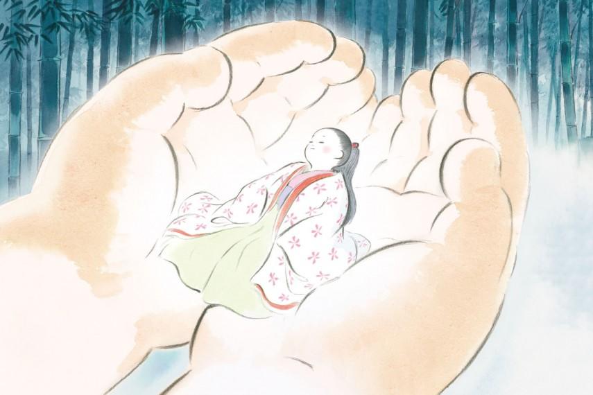 Die Legende von Prinzessin Kaguya (2013) – Ghibli-Zeit